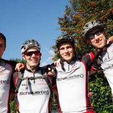 Zillertal Bike Challenge erneut mit Beteiligung Rönkser Radsportler